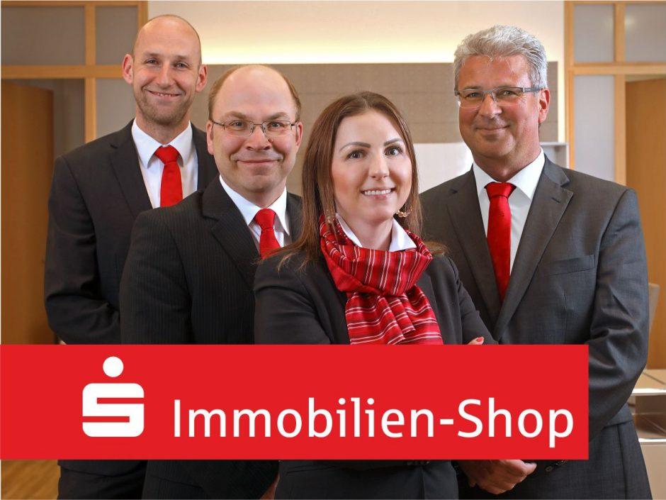 """Neuer Immobilien-Shop der Sparkasse – """"Tag der offenen Tür"""" am 01.06.2019"""
