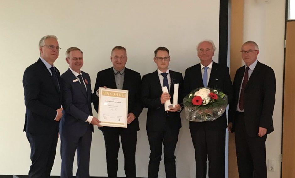 Verleihung des Wissenschaftspreises 2019