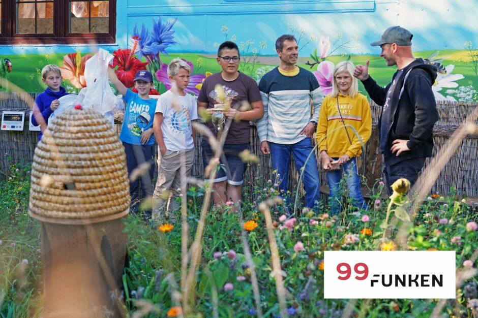Nachhaltiges Umweltprojekt geplant? 99Funken hilft bei der Finanzierung.