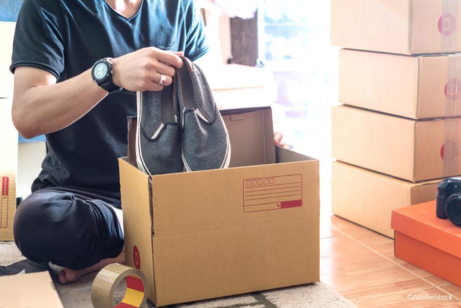 So kann online gekaufte Ware zurückgegeben werden